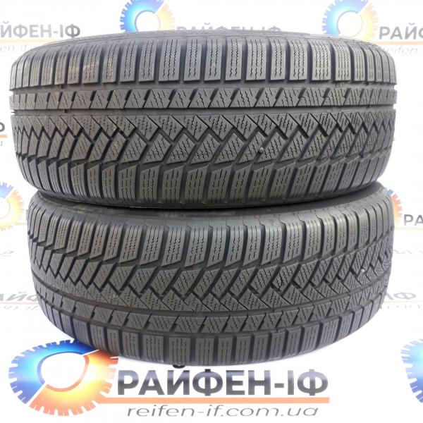 215/55 R17 94H шини б/у Continental Winter Contact 2002296